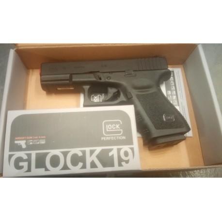 Umarex Glock 19 6mm Airsoft GBB licenza ufficiale Glock Usata