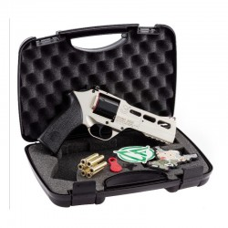 CHIAPPA FIREARMS - RHINO RHINO LIMITED EDITION 50S SILVER AIRSOFT (CO2) - OFFICIAL LICENSED -