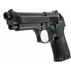 Papago Arms M92FS Italy Type Full Stainless Steel Black Conversion Kit for Tokyo Marui M9A1 GBB - PREORDINE