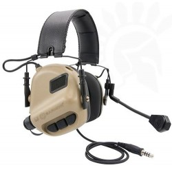 CUFFIE M32 Tactical Communication Hearing Protector Earmor