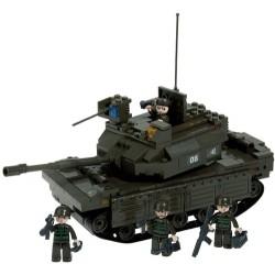 Sluban Heavy Tank 312 pezzi età 6+