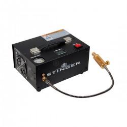 COMPRESSORE PORTATILE STINGER 12V/200V PORTABLE COMPRESSOR