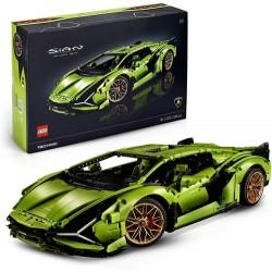 Lamborghini Sián FKP 37 Lego Technic 42115