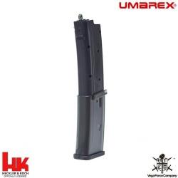 CARICATORE MONOFILARE 110BB BLACK PER MP7 A1 AEG NEW GEN. VFC UMAREX (UM-2.6393X.1)