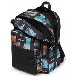 EASTPAK Pinnacle Pinnacle Backpack PIX Color Ocean Drive