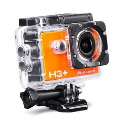 H3+ Full HD Action Camera Midland