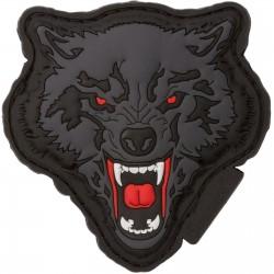 Wolf Rubber Patch JTG