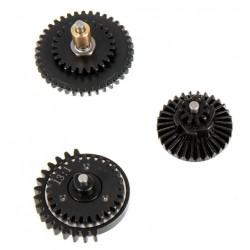 CNC steel gear set 13:1 INGRANAGGI ORIGINALI SPECNA ARMS