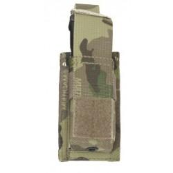 Single Pistol Mag Pouch 9mm Warrior Elite Ops Multicam