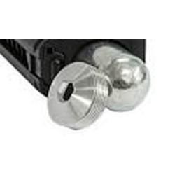Ra-Tech Stainless Bottom Screw G17 tappo per caricatore a Co2 per serie Glock WE