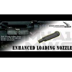 UAC Enhanced Loading Nozzle For Tokyo Marui GBB M4A1 MWS (Parts: MGG2-115)