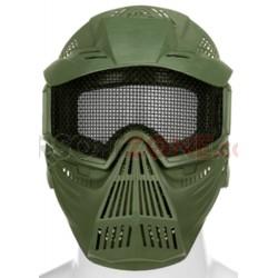 Commander Mesh Mask Pirate Arms maschera protettiva softair