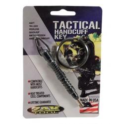 Zak Tool Tactical Handcuff Key chiave tattica per manette