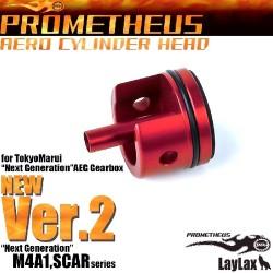 Aero Cylinder Head New Ver.2 Prometheus Testa Cilindro