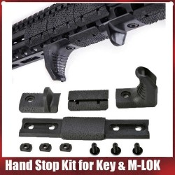 M-LOK & Keymod Hand Stop Kit MP