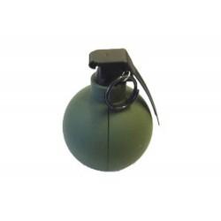 Replica Softair BOMBA A MANO (MK2)IN METALLO VERDE TIMER REGOLABILE 18RDS