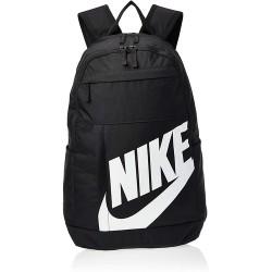 Zaino Sportivo  Nike Sportswear Unisex Black/White, 48 x 30 x 15 cm