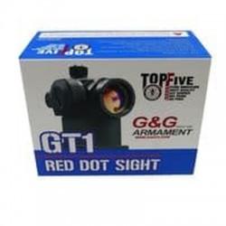 GT1 Red Dot Sight High G&G  T1 Dot GeG