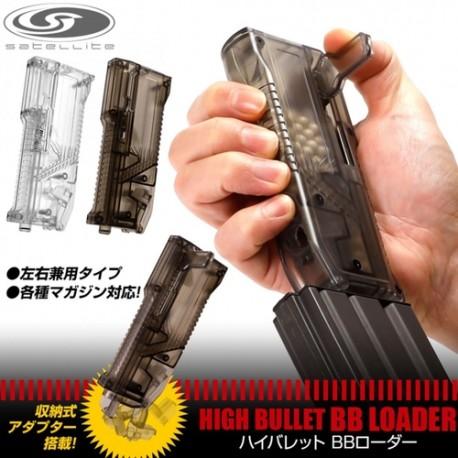 Laylax High Bullet BB Loader da 140bb Nero (165831)
