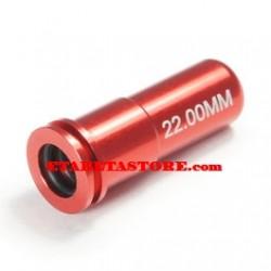 MAXX MODEL CNC ALUMINUM DOUBLE O-RING NOZZLE (22,00MM)