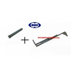 Spingipallino e Asta Spingipallino per SRE M4/Scar/HK416 (TM-SPTP-M4MARUI) Next GEN