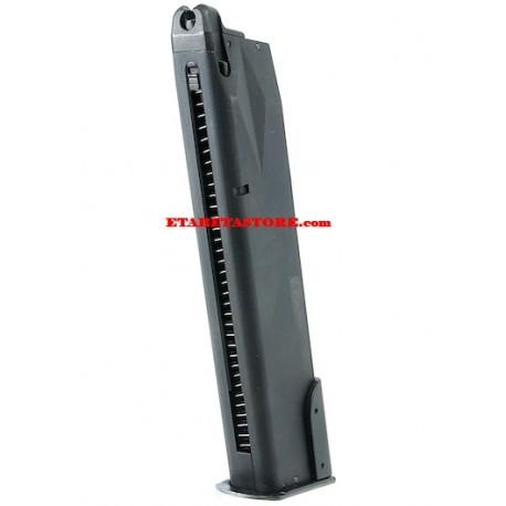 KSC M93R / M9 Series (System 7) 32rds Gas Magazine
