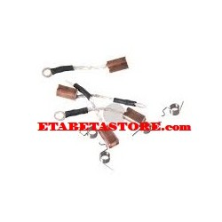 MAG High Silver Content Motor Brush Set for Systema PTW