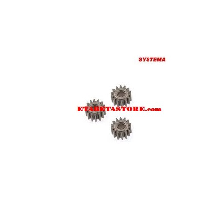 Systema planetary gear (Sintering) (Set of 3) for PTW GB-008-S