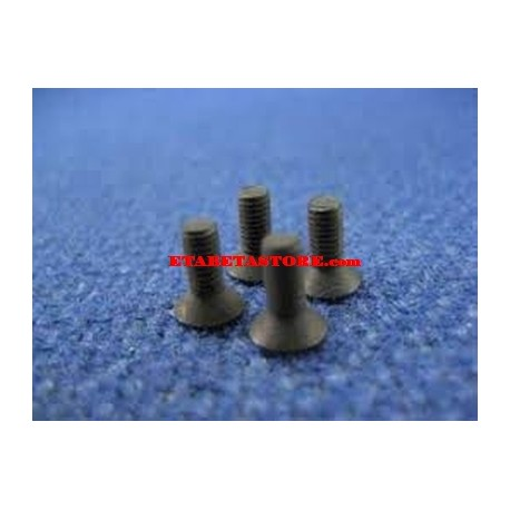 Systema PTW Grip End Screw set of 4 LR-027
