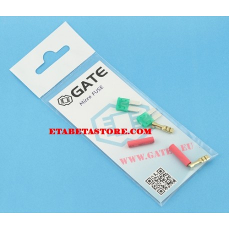 Micro Fuse 2pcs Gate