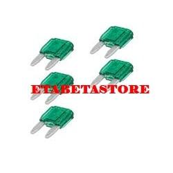 ICS micro fusibile per airsoft 30A / Mini / Pack of 5