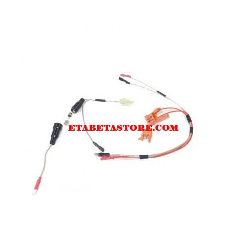 APS ASR series Switch Assemble Front Cablaggio e grilletto