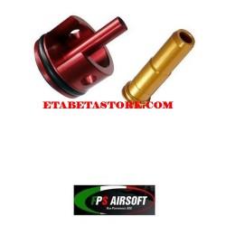 Testa cilindro e spingi pallino SERIE MASADA MAGPUL PTS IN ERGAL (KITMAGPULE3)