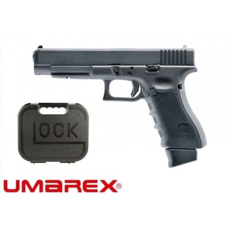 Umarex Glock 34 GEN 4 Versione Deluxe Co2 6mm Airsoft 1joule