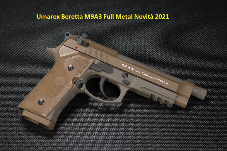 UMAREX M9A3
